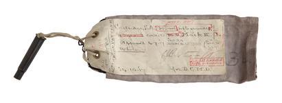 Thumbnail image of .303 Mark II rifle grenade launching cartridge, Britain, 1917 (Sealed Pattern)