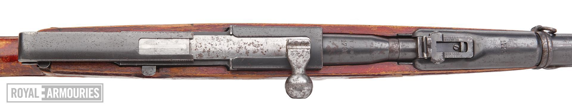 Federov Model 1916 rifle.