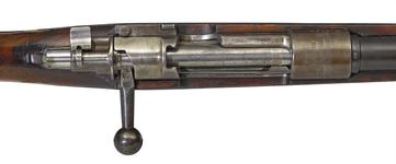 Thumbnail image of Mauser Gewehr 98 (Gew98) centrefire bolt action rifle, Germany, 1916