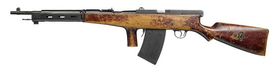 Thumbnail image of Federov Model 1916 centrefire automatic rifle , Russia