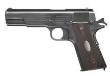 Thumbnail image of Colt Model 1911 Government model centrefire self loading pistol, American, 1914, named to A.B.Jarrett