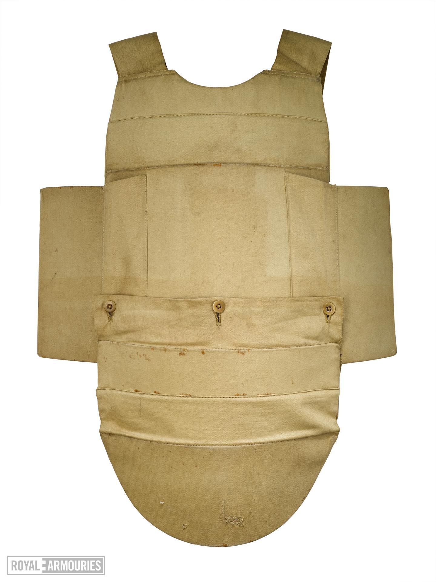 Body Armour - British Expeditionary Force (BEF) body armour