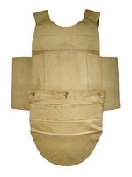 Thumbnail image of British Expeditionary Force (B.E.F) Model Body Armour, British, about 1917.