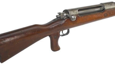 Centrefire bolt-action anti-tank rifle