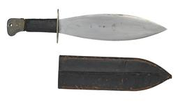 Thumbnail image of Welsh knife - Arms of the First World War