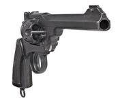 Thumbnail image of Webley Mk VI centrefire six shot revolver. British.