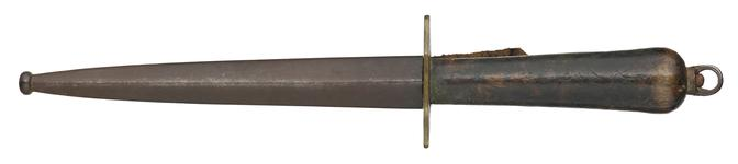 Thumbnail image of Modèle 1833 Naval Boarding Knife and sheath