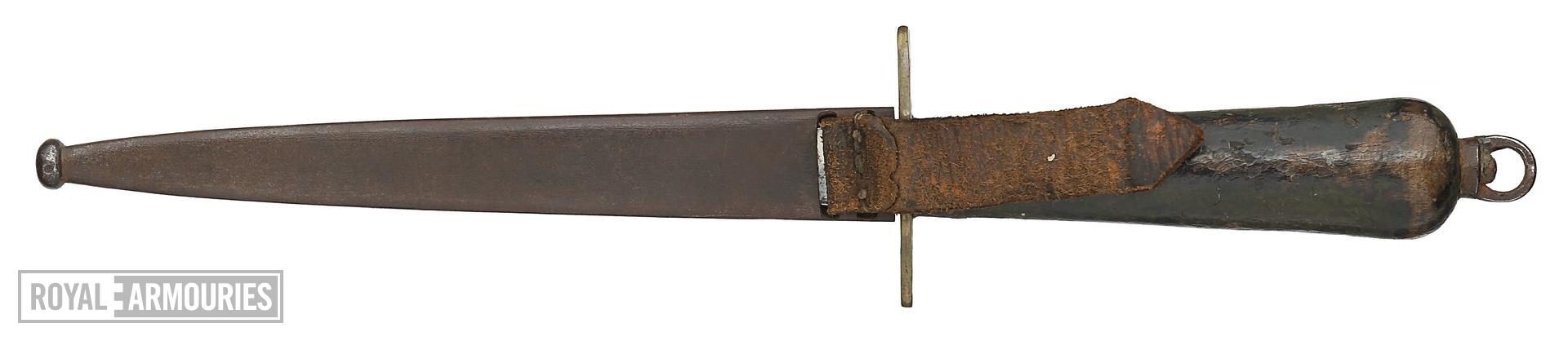 Modèle 1833 Naval Boarding Knife and sheath
