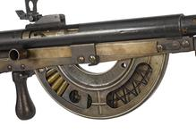Thumbnail image of CSRG Modèle 1915 'Chauchat' machine rifle - Arms of the First World War
