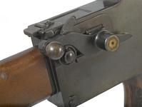 Thumbnail image of Maxim MG 08/15 recoil operated/toggle lock light machine gun, various manufacturers, Germany, 1918.