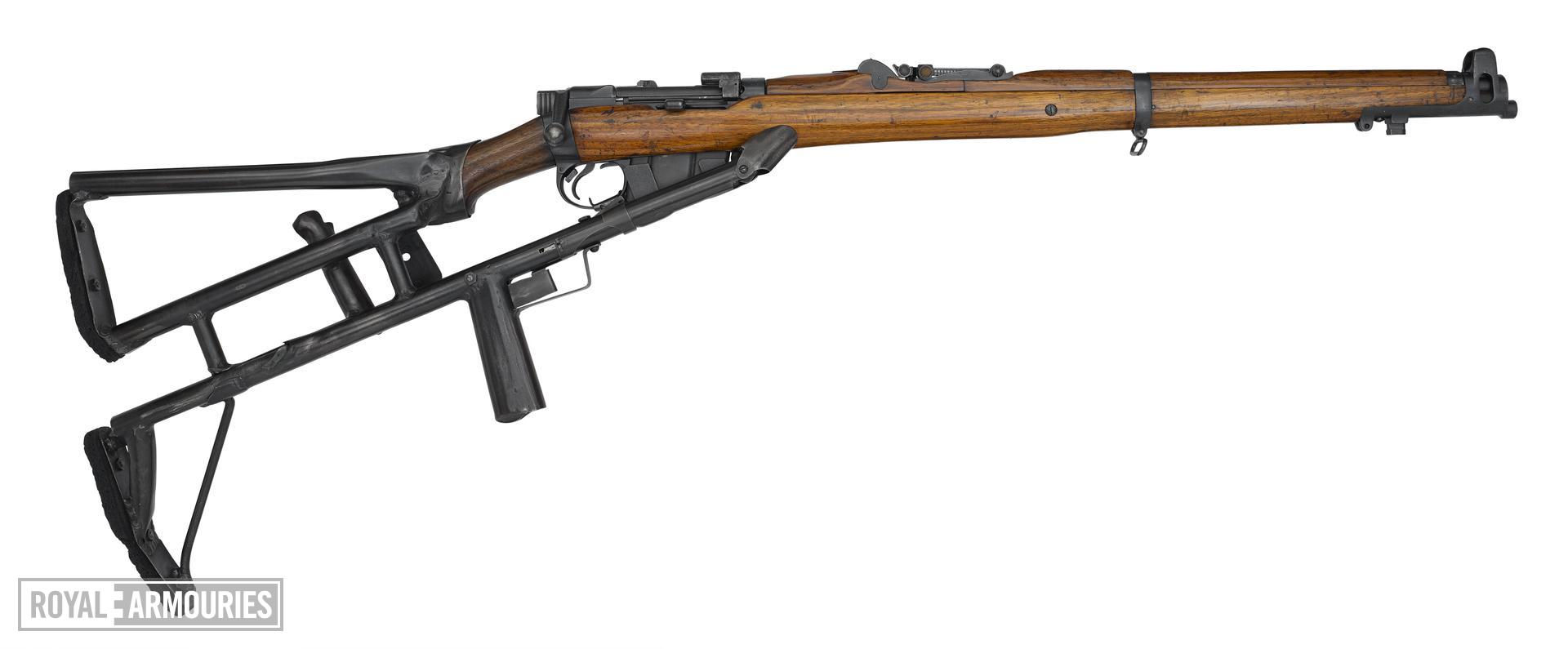 Centrefire bolt-action rifle - SMLE Mk.III