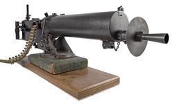 Thumbnail image of Maxim MG08 centrefire automatic machine gun, Germany.