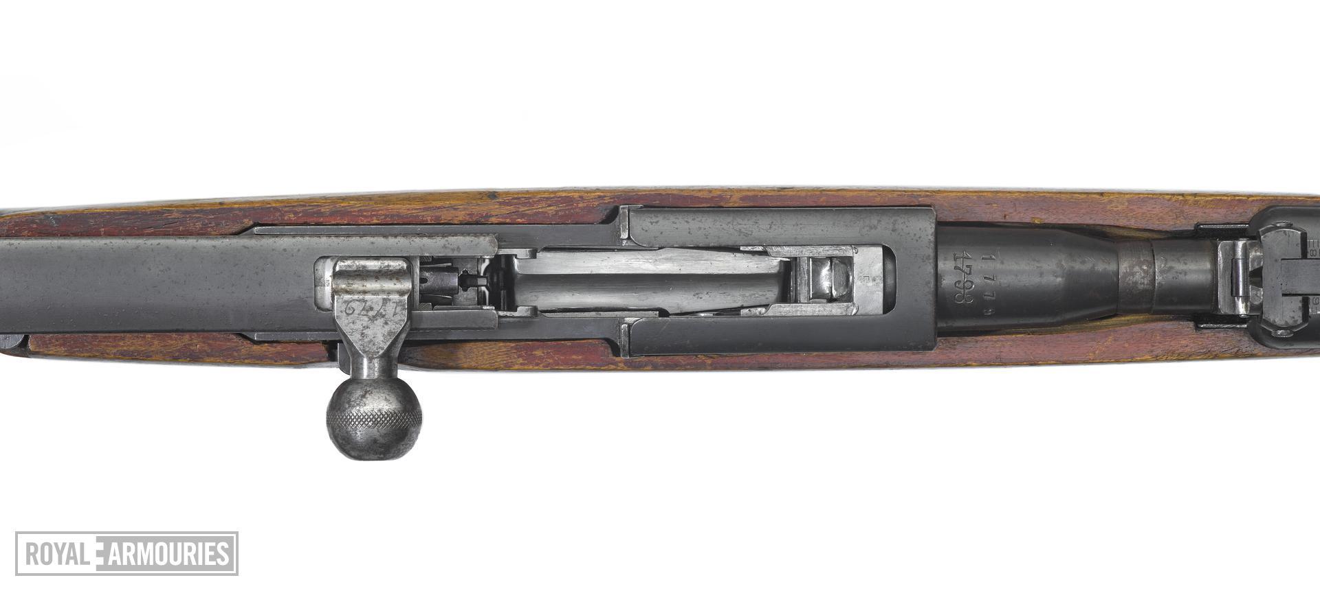 Centrefire automatic rifle - Fedorov Avtomat Model 1916 rifle