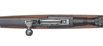 Thumbnail image of Federov Model 1916 centrefire automatic rifle, Russia.