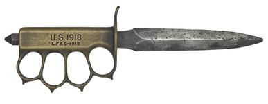 Thumbnail image of Model of 1917 Trench Knife - Arms of the First World War