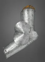 Thumbnail image of Left Vambrace (1430-1440), Italy.