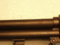 Thumbnail image of Centrefire self-loading magazine rifle - M-1 Garand Sectioned; by Springfield Armoury. Notes indicate that the weapon was sectioned in 1992 by the School of Electrical and Mechanical Engineering at Borden - no author details (this line entered by Mike Sterry, Firearms Technical Manager, NFC,  21.10.14)