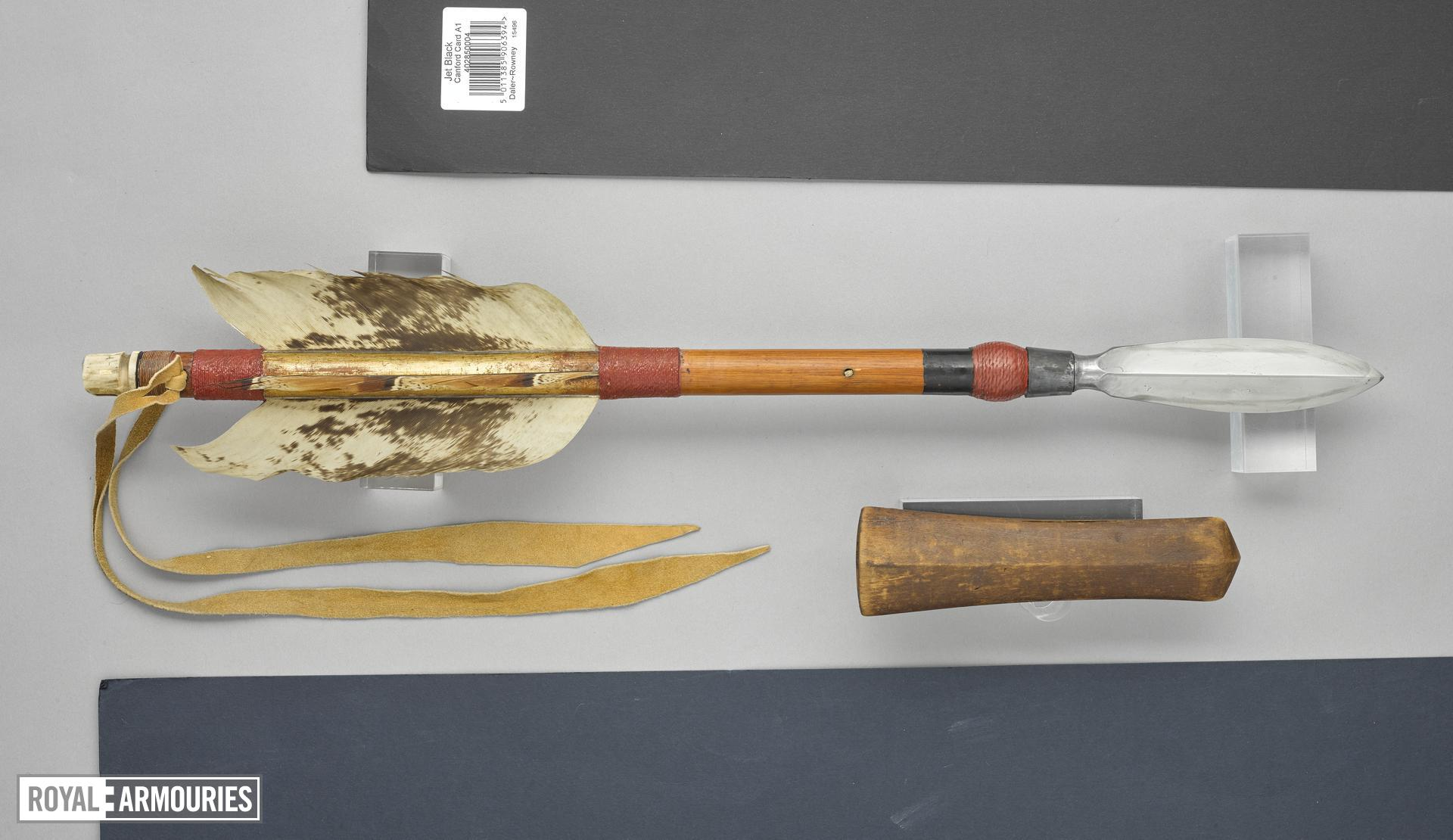 Throwing Arrow (Uchine)
