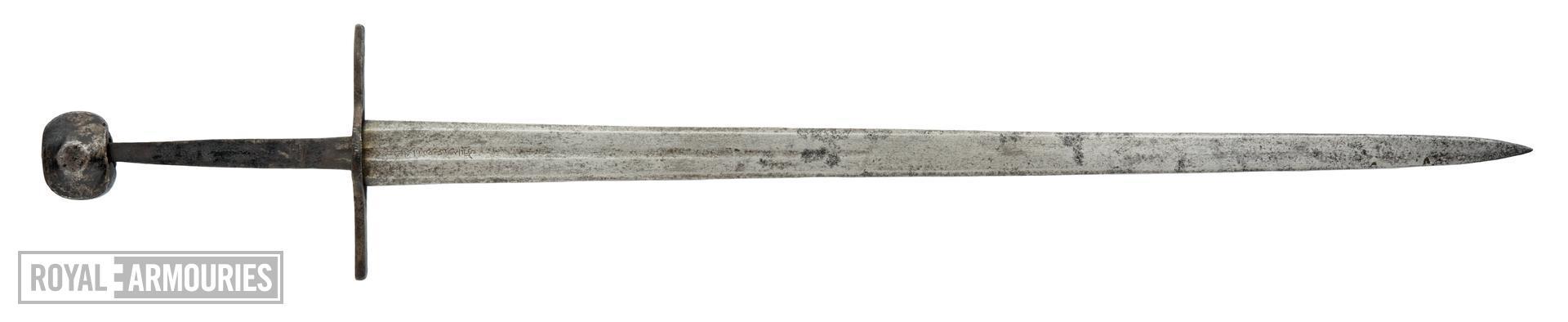 Sword, German, about 1350-1400 (IX.915)