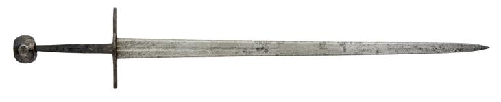 Thumbnail image of Sword, German, about 1350-1400 (IX.915)