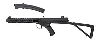 Thumbnail image of Centrefire automatic submachine gun - Sterling Mk.IV (L2A3) First production gun