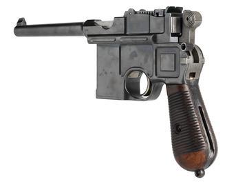 Centrefire self-loading pistol