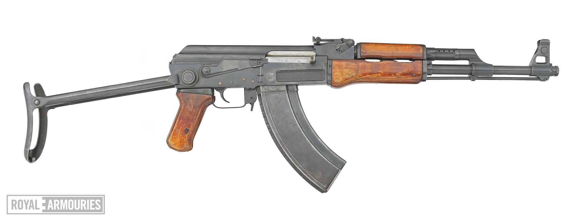 Centrefire automatic rifle - Kalashnikov AKS-47