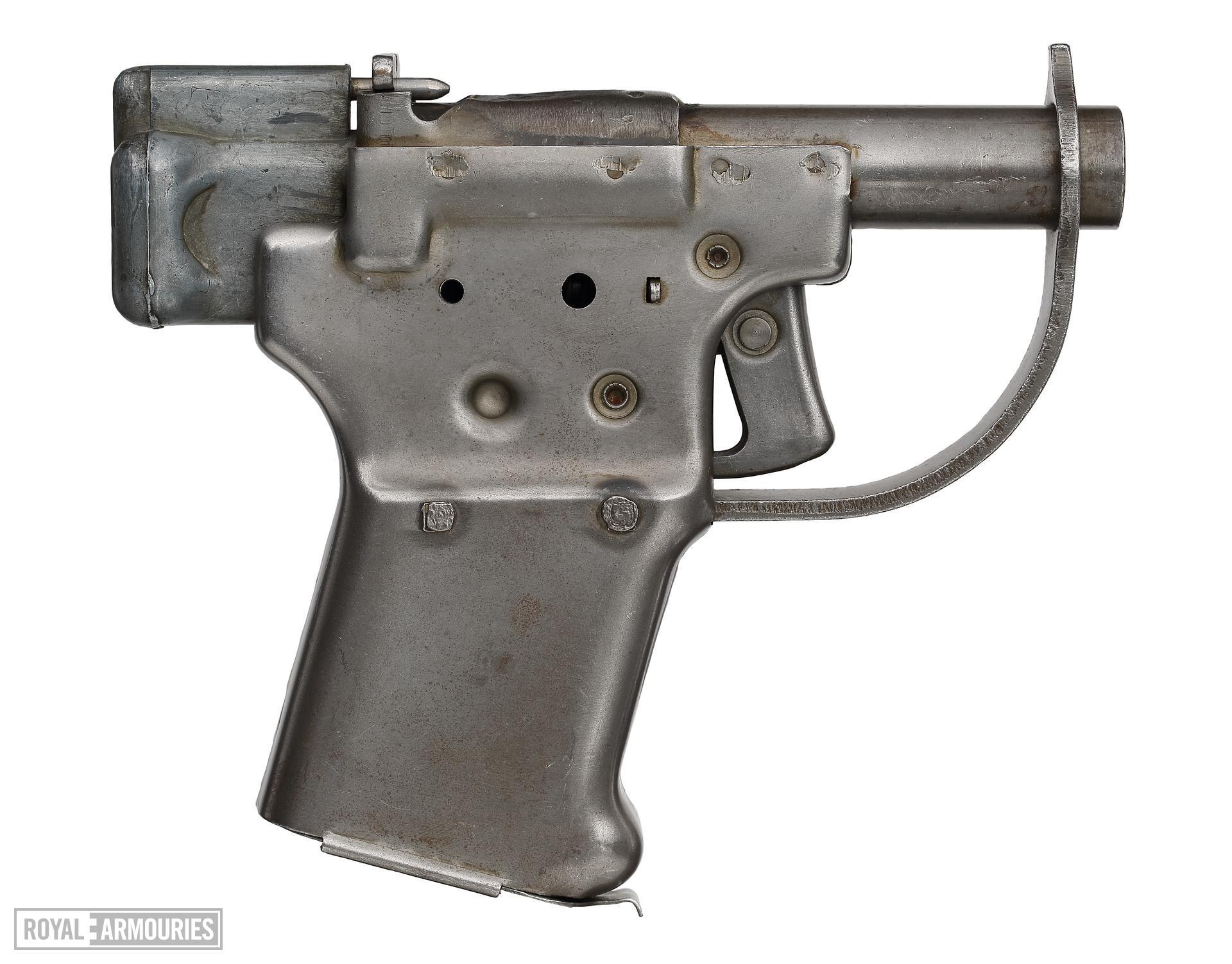 Centrefire breech-loading pistol - Liberator FP-45