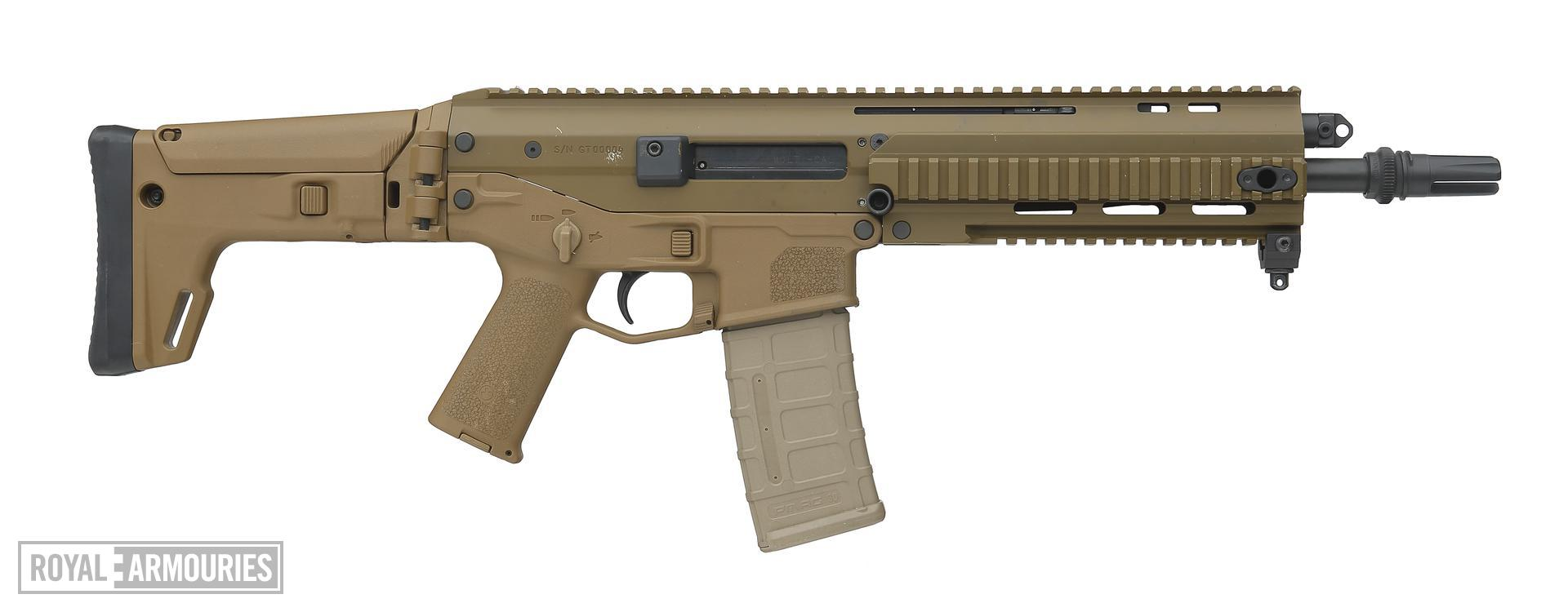 Centrefire automatic rifle - Remington Bushmaster ACR
