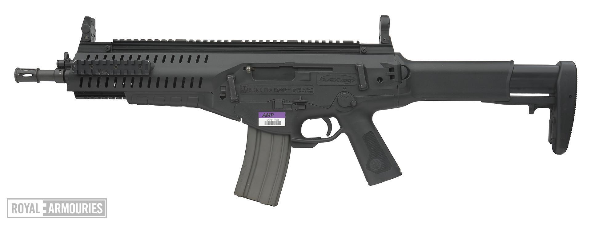 Centrefire automatic carbine - Beretta ARX-160