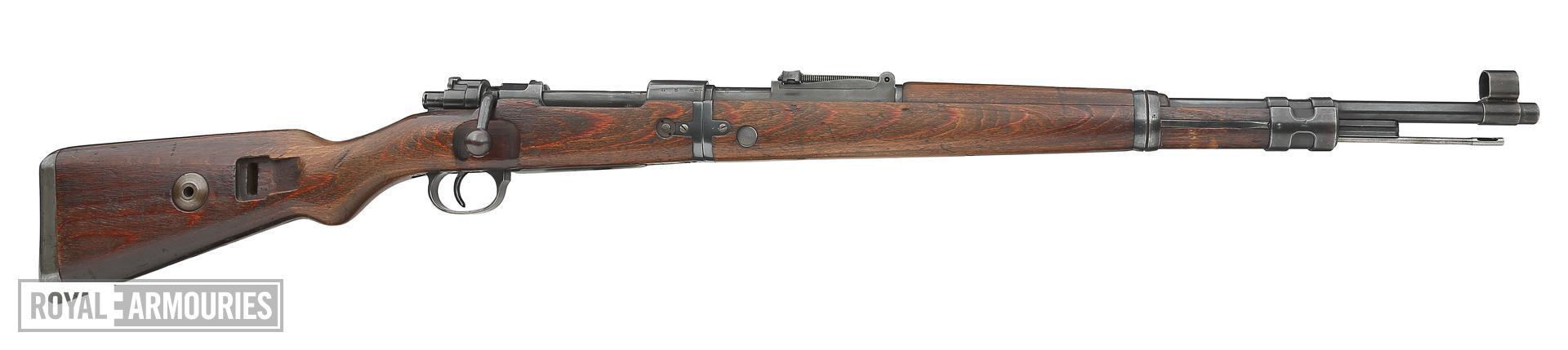 Centrefire bolt-action rifle - Experimental Kar 98k