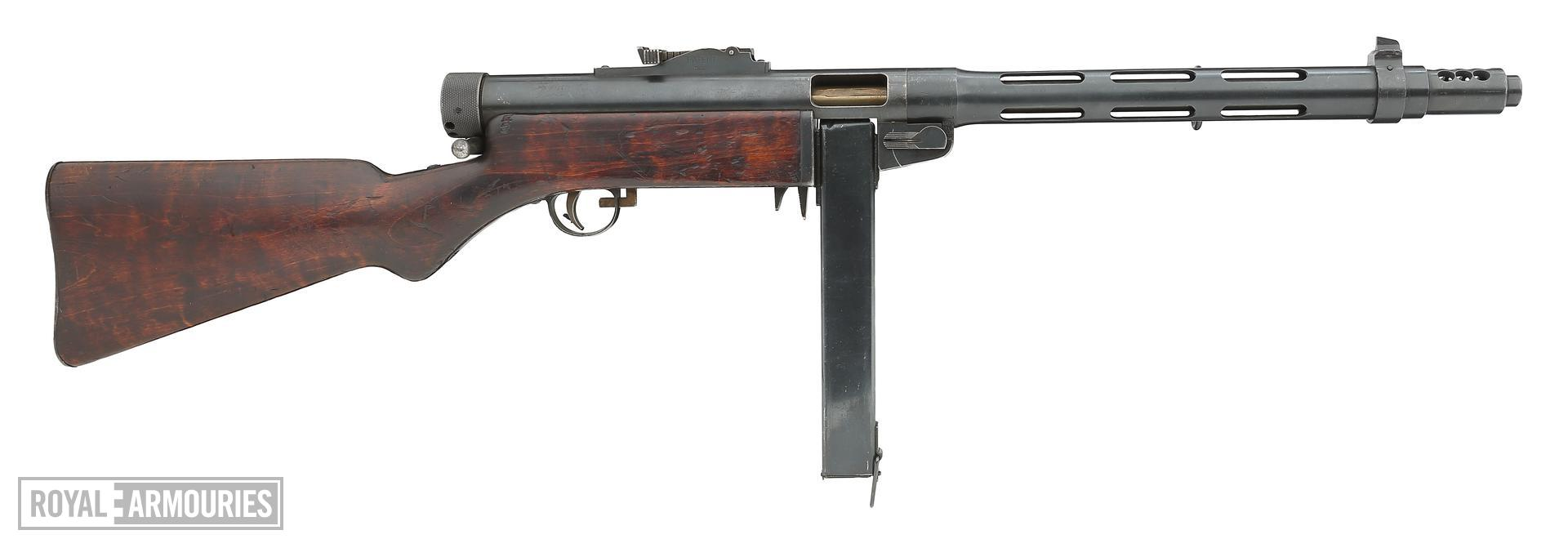 Centrefire automatic submachine gun - Suomi KP M31 SJR