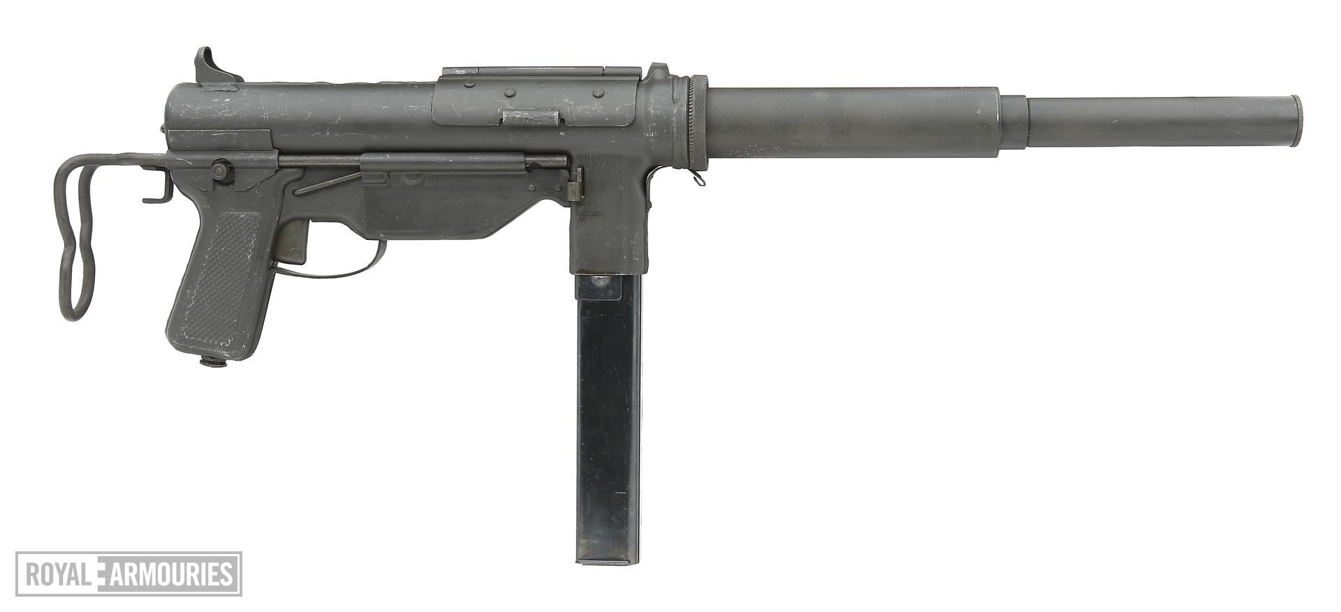 Magazine - Magazine for M3A1 (Suppressed)