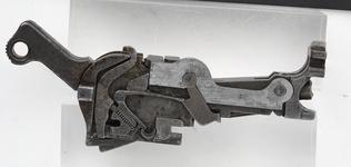 Thumbnail image of Spare M712 Schnellfeuer lock mechanism.