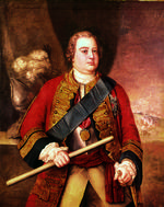 Thumbnail image of Painting Portrait of the Duke of Cumberland, unsigned.
