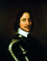 Thumbnail image of Painting Portrait of Oliver Cromwell, oil on canvas