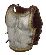 Thumbnail image of Armour with muscled cuirass