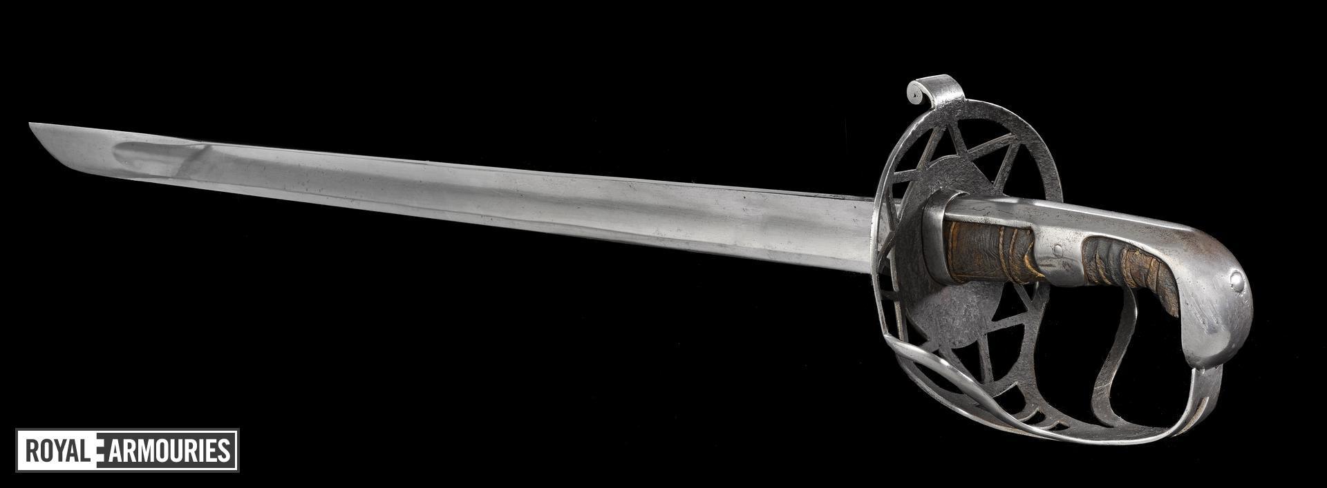 Sword Basket hilt sword