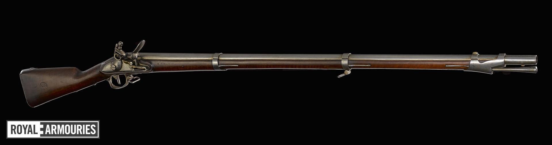 Flintlock military musket - Model 1815 No.2