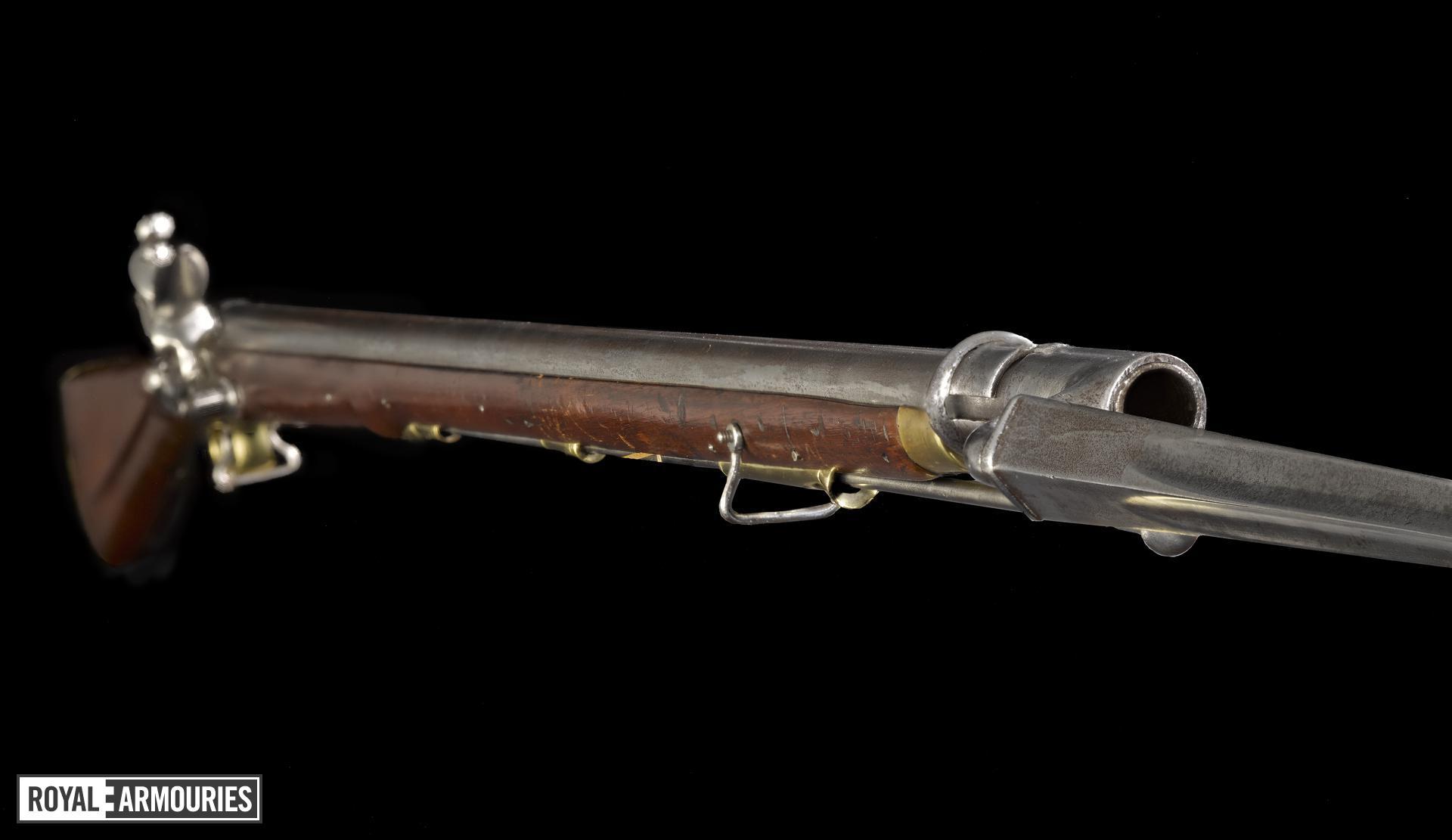 Scabbard - Scabbard for bayonet