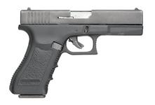 Thumbnail image of Centrefire self-loading pistol - GAP A replica Glock converted from blank firing to live ammunition