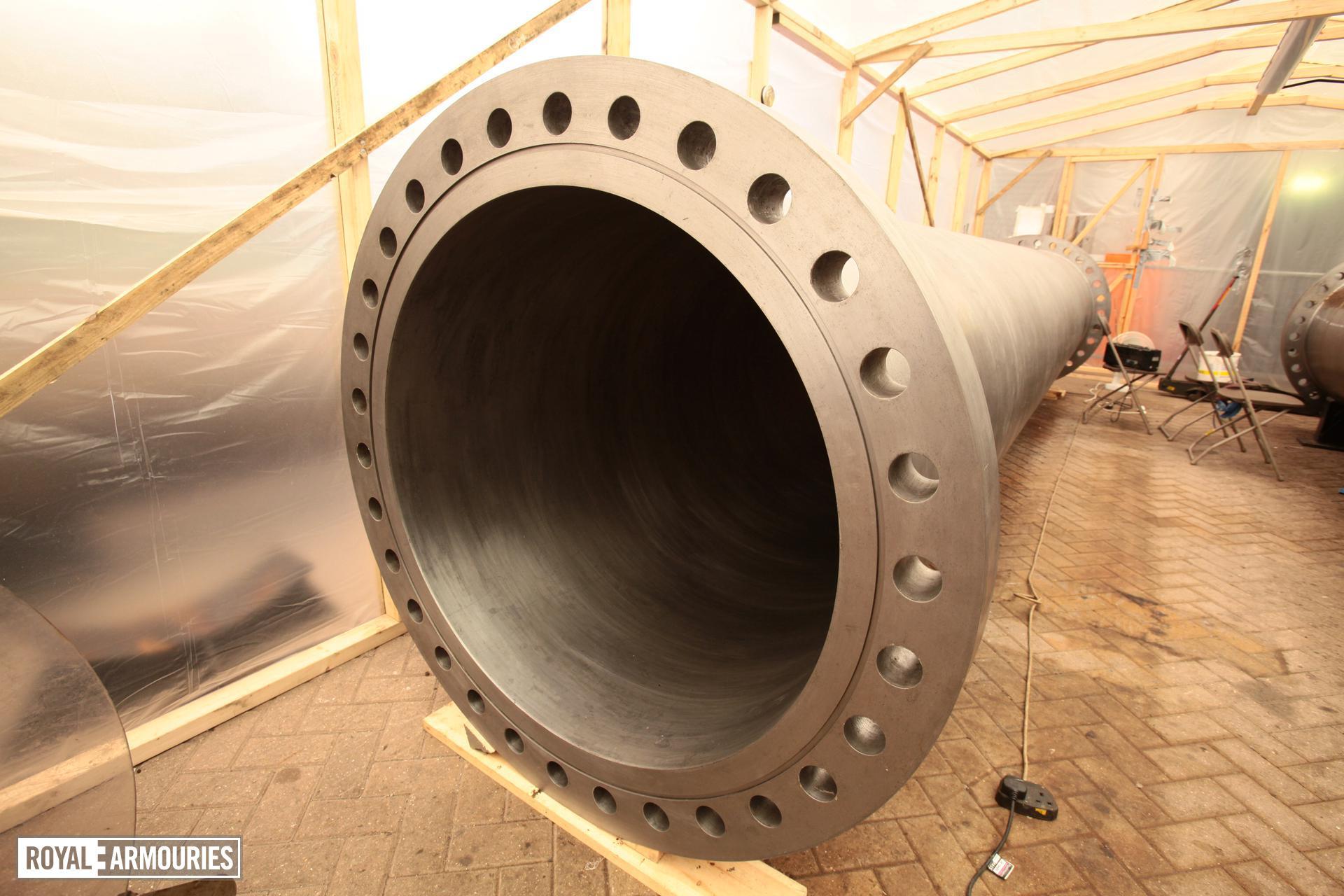 Tube - Supergun tube