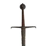 Thumbnail image of Sword, European, about 1365 (IX,1106)