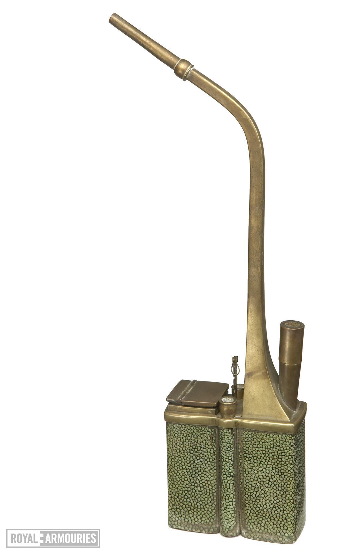 Opium pipe. Chinese, 19th century (XVIII.549)