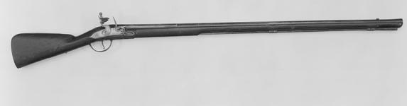 Thumbnail image of Flintlock military musket