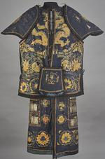 Thumbnail image of Armour (ding jia), China, 18th century