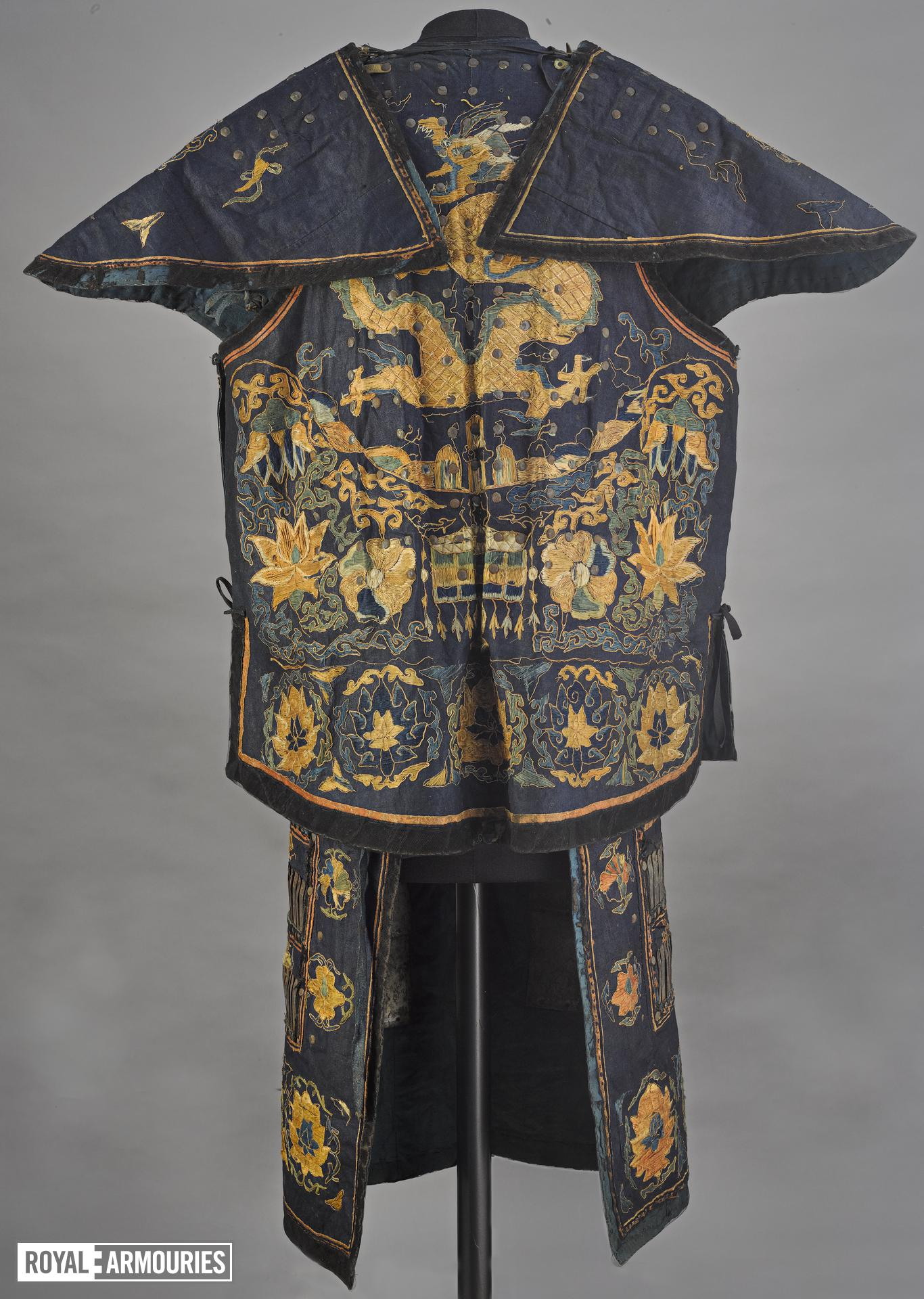 Armour (ding jia), China, 18th century