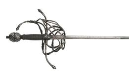 Thumbnail image of Rapier about 1610 Germany