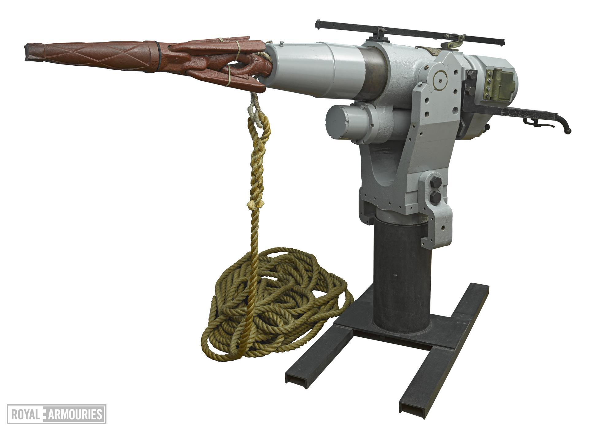 Gun - Whaling or Harpoon gun