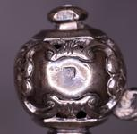 Thumbnail image of Small-sword. Maker's mark RE in rectangle, probably Joseph Reason